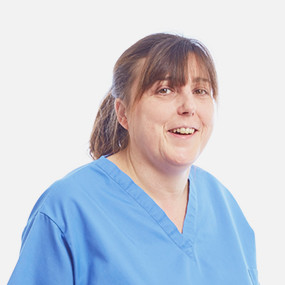Sharon Doswell, Senior Healthcare Assistant